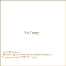 "Emerson Fans B83PCN St. Croix - Camden 22"" Pecan Leaf Blade - Set Of 4 Blades"