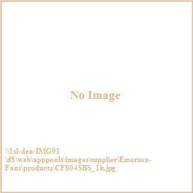 "Emerson Fans CF804SBS Contemporary Snugger - 42"" Ceiling Fan"