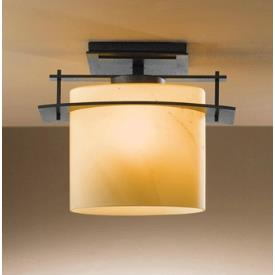 Hubbardton Forge 12-7525 Arc Ellipse - One Light Semi-Flush Mount