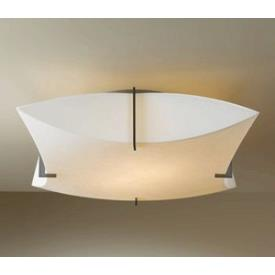 Hubbardton Forge 12-6620 Bento - Two Light Semi-Flush Mount