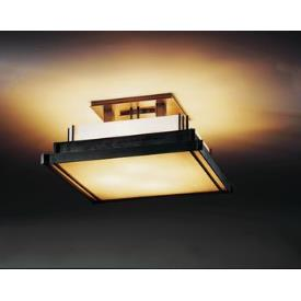 Hubbardton Forge 12-3705 Steppe - Four Light Semi-Flush Mount