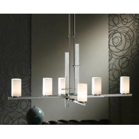 Hubbardton Forge 13-6305 Ondrian Tiered - Six Light Adjustable Pendant
