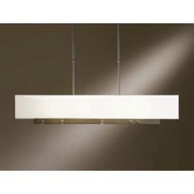 Hubbardton Forge 13-7630 Fullered Notch - Four Light Adjustable Pendant