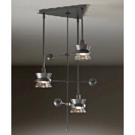 Hubbardton Forge 13-8810 Apparatus - Three Light Pendant
