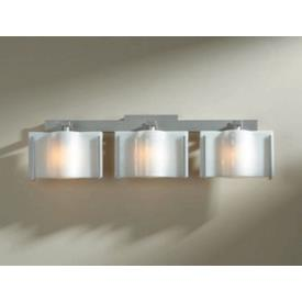 Hubbardton Forge 20-7873 Exos Wave - Three Light Bath Bar