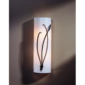 "Hubbardton Forge 20-5770FR Sconce - 17""Glass Leaf-Left"