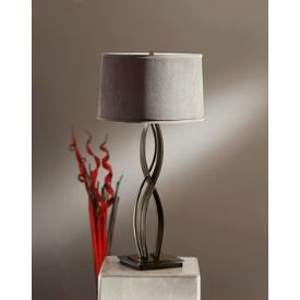 Hubbardton Forge 27-2687 Almost Infinity - One Light Tall Table Lamp