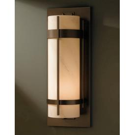 Hubbardton Forge 30-5895F Banded - One Light Extra Large Outdoor Wall Sconce
