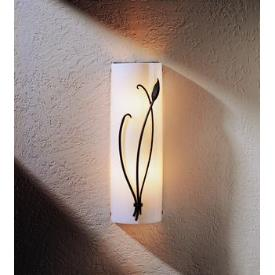 Hubbardton Forge 30-5770R Forged Leaf - Two Light Right Outdoor Wall Sconce