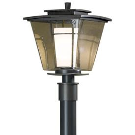 Hubbardton Forge 34-4820F Beacon Hall - One Light Outdoor Post