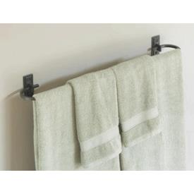 """Hubbardton Forge 84-1024 Metra - 29"""" Curved Towel Holder"""