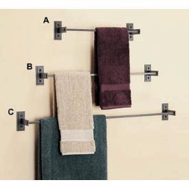 "Hubbardton Forge 84-2016 Metra - 17.5"" Towel Holder"
