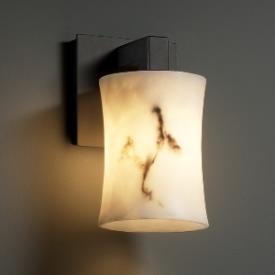 Justice Design FAL-8921 LumenAria - One Light Wall Sconce