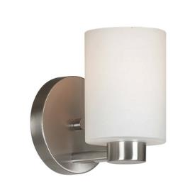 Kenroy Lighting 10181BS Encounters 1 Light Wall Sconce