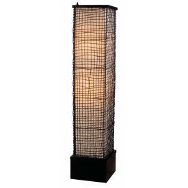 Kenroy Lighting 32250BRZ Trellis - Two Light Outdoor Floor Lamp