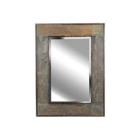 "Kenroy Lighting 60089 White River - 38"" Square Wall Mirror"
