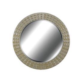 "Kenroy Lighting 60092 Bezel - 32"" Decorative Wall Mirror"