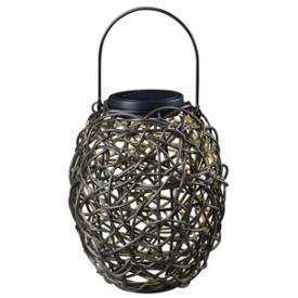 Kenroy Lighting 60533RAT Tangle - LED Solar Lantern