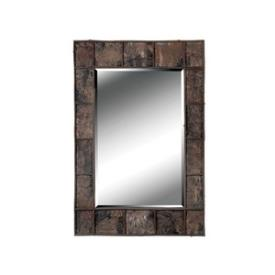 "Kenroy Lighting 61002 Birch - 19"" Wall Mirror"
