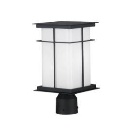 Kenroy Lighting 70003TB Mesa Post Lantern