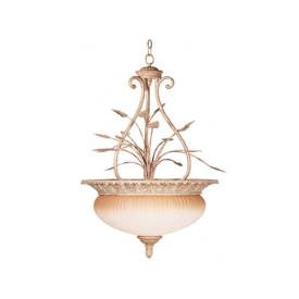 Kenroy Lighting 90405NUT 4 Light Pendant