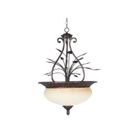 Kenroy Lighting 90405ORB 4 Light Pendant