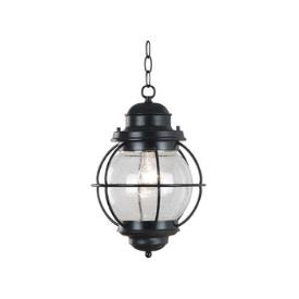 Kenroy Lighting 90965BL Hatteras Hanging Lantern