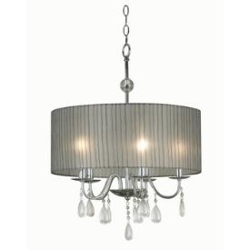 Kenroy Lighting 91735 Arpeggio - Five Light Pendant
