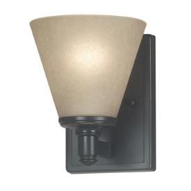 Kenroy Lighting 91751 Tallow - One Light Wall Sconce