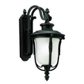 Kichler Lighting 11031RZ Luverne - One Light Outdoor Wall Bracket