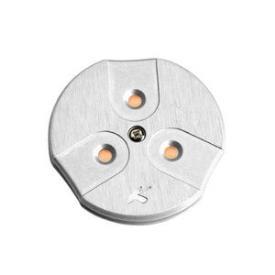 "Kichler Lighting 12319NI27 Modular LED - 2.75"" Cabinet Disc"