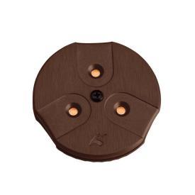 "Kichler Lighting 12319BRZ27 Modular LED - 2.75"" Cabinet Disc"