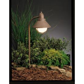 Kichler Lighting 15239OB Seaside - One Light Path Lamp
