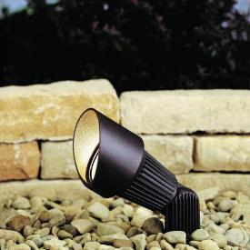 Kichler Lighting 15309AZT Low Voltage One Light Accent Lamp