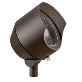 Kichler Lighting 15381AZT6 Low Voltage One Light Accent Lamp