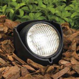 Kichler Lighting 15488BK12 One Light Recessed Well Lamp