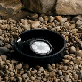 Kichler Lighting 15728BKT Low Voltage 10 Degree LED Well Light
