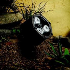 Kichler Lighting 15733AZT 60 Degree Wide Accent Landscape Light