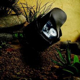 Kichler Lighting 15733BBR 60 Degree Wide Accent Landscape Light