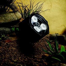 Kichler Lighting 15733BKT 60 Degree Wide Accent Landscape Light