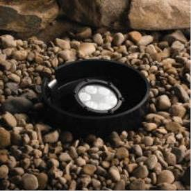 Kichler Lighting 15748BKT Six Light Led In-Ground Fixture