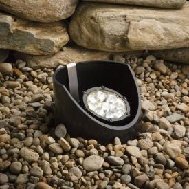 Kichler Lighting 15757BKT Low Voltage Nine Light LED In-Ground Fixture