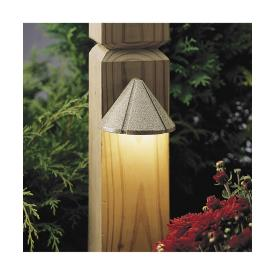 Kichler Lighting 15765 Low Voltage LED Deck Light