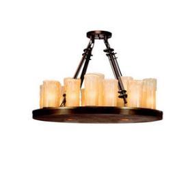 Kichler Lighting 1601OZ Plateau - Twenty Two Light Candle Tray Chandelier
