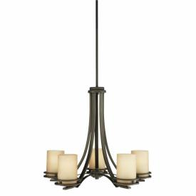 Kichler Lighting 1672OZ Hendrik - Five Light Chandelier