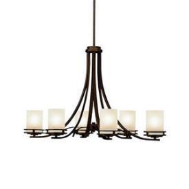 Kichler Lighting 1673OZ Hendrik - Six Light Chandelier