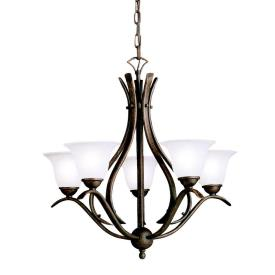 Kichler Lighting 2020TZ Dover - Five Light Chandelier