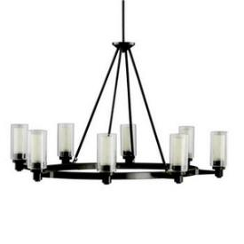 Kichler Lighting 2345OZ Circolo - Eight Light Island Pendant