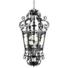 Kichler Lighting 2472CZ Rochelle - Nine Light Foyer