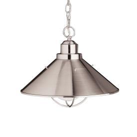 Kichler Lighting 2713NI Seaside - One Light Pendant